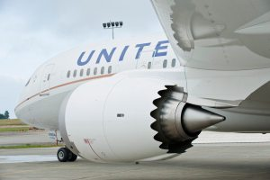 Parts of United engine lost in flight over Pacific