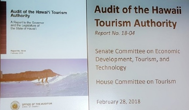 Latest damning audit of the Hawaii Tourism Authority