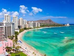 Hawaii hotels report solid increases in revenue and average daily rate in April