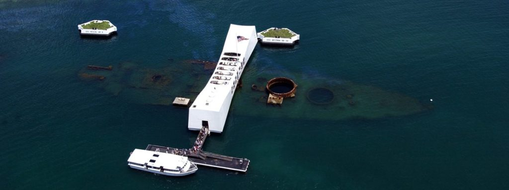 Visitor Access Limited to USS Arizona Memorial