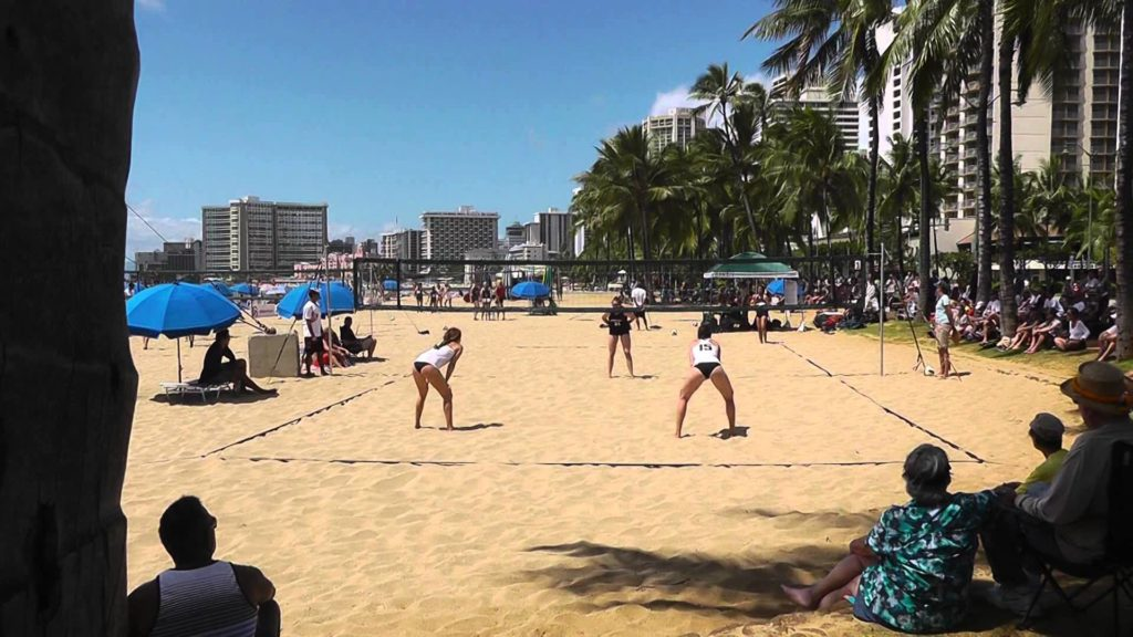 Nation's premier beach volleyball tour will add Hawaii stop in partnership with state's Tourism Authority