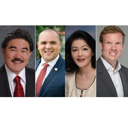 Hawaii Tourism Authority welcomes new appointees to its Board of Directors