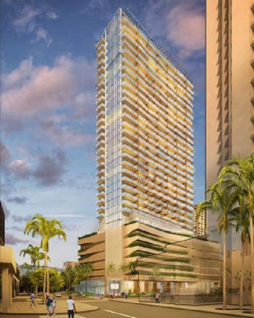 Hilton Hawaiian Village: About to strike