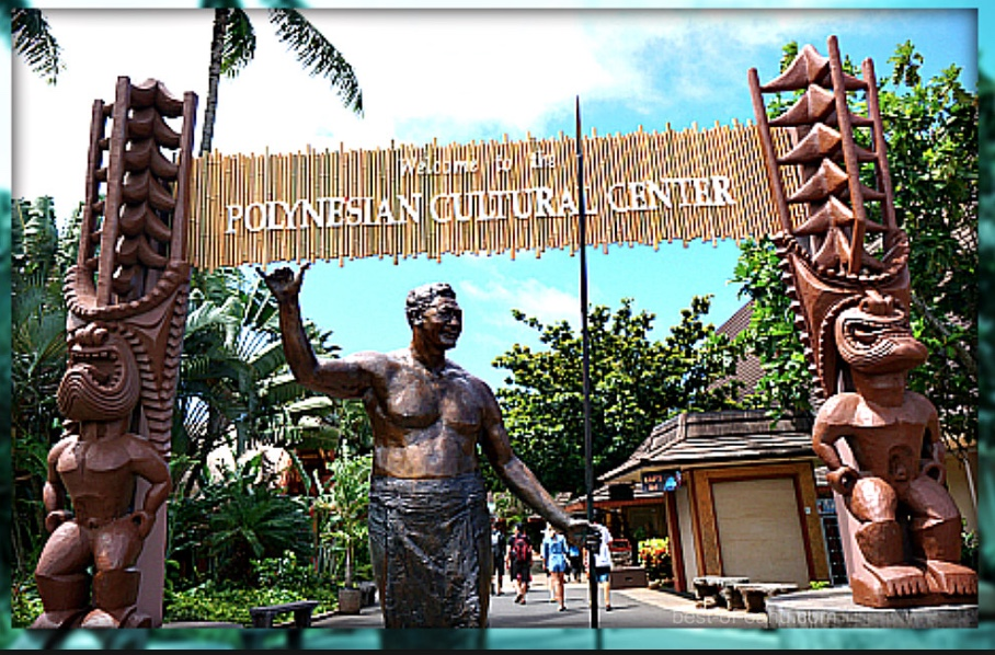 Polynesian Culture Center now 55 years old