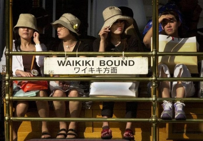 Hawaii Tourism Authority: Visitor spending down compared to a year ago
