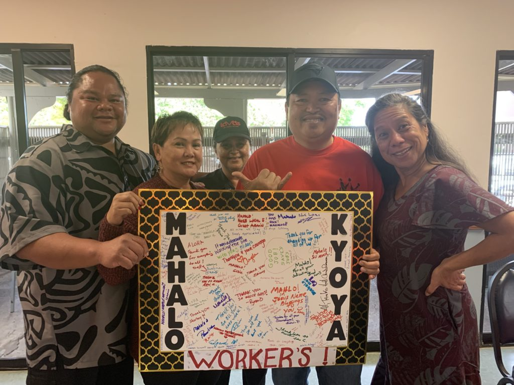 Sheraton Kauai hotel workers ratify union contract
