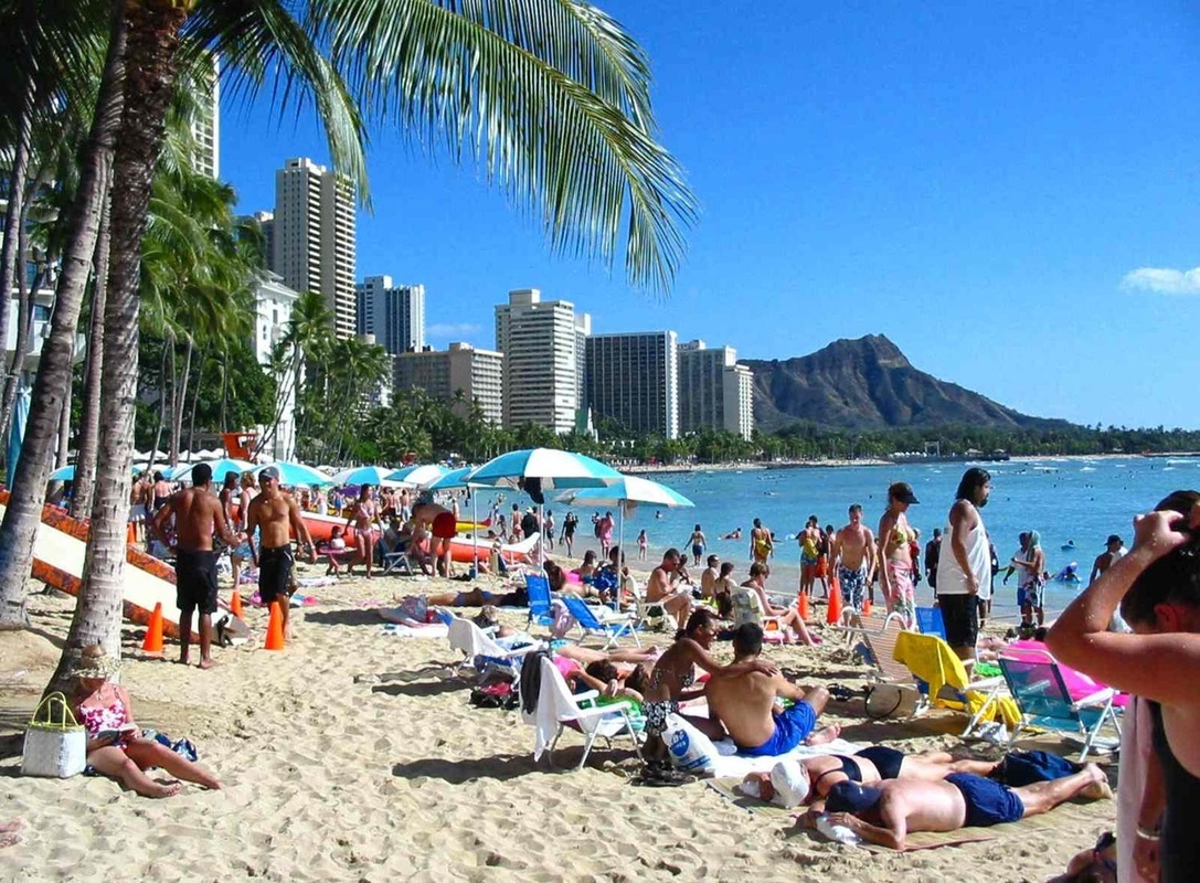 Hawaii Tourism Authority: Visitor spending down 2.4 percent in Q1 2019
