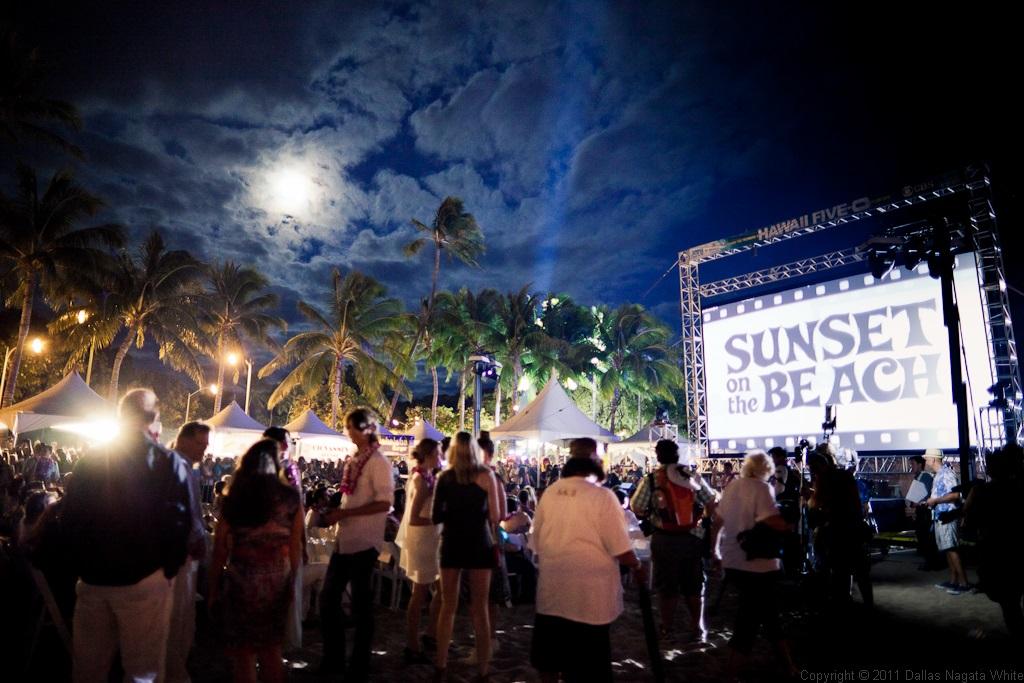 Hawaii Tourism: Sunset on the Beach series returns to Waikiki