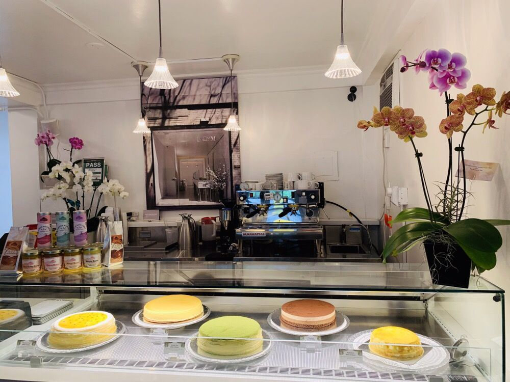 Waikiki Tea: First and only location to offer variety of Lady M New York cakes