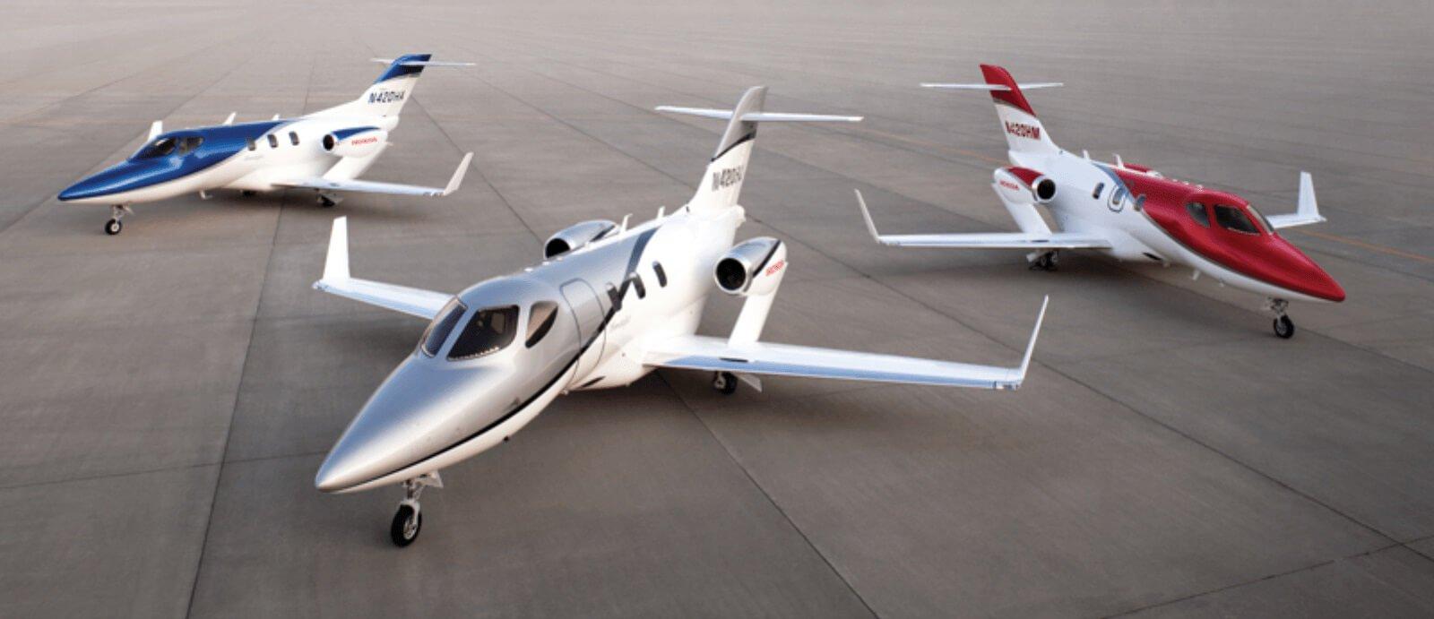 Hawaiian Wing Spirit charter purchases 15 HondaJets