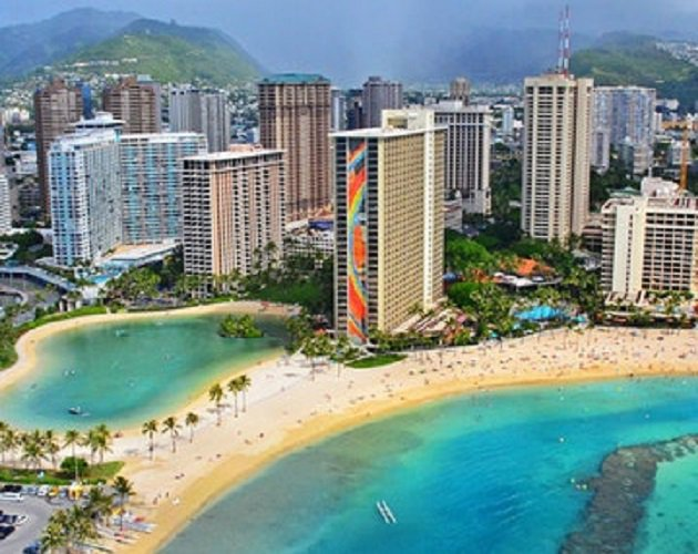 Hawaii hotel performance no. 1 in US and top 10 worldwide