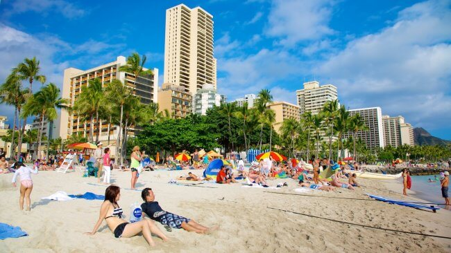 Hawaii Tourism rakes in almost $4.5 billion in 2019 hotel room revenues