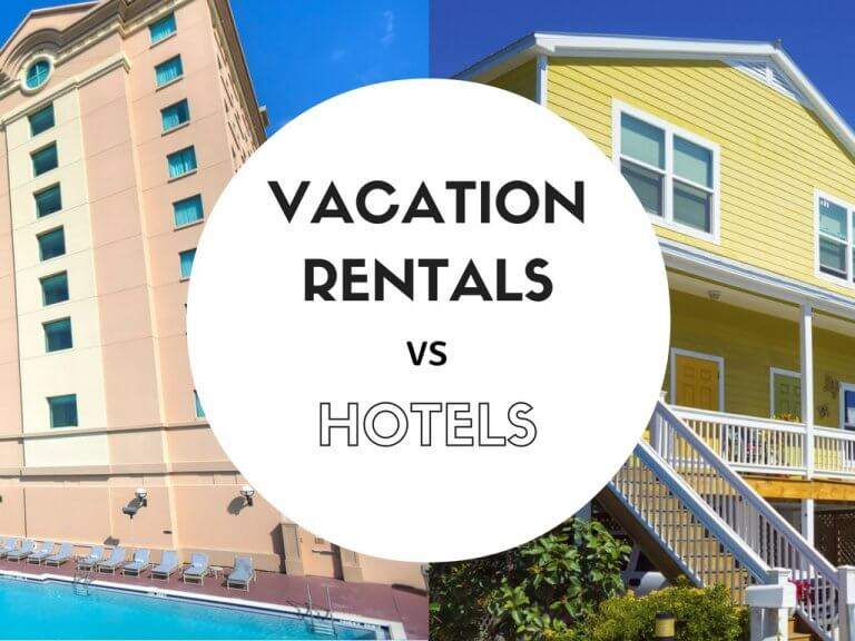Hawaii hotels outperformed vacation rentals in December 2019