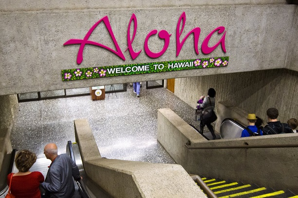 Hawaii Air Arrivals Continue to Climb