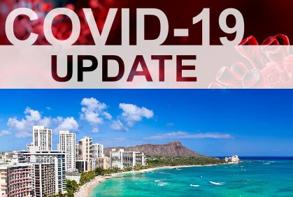 Hawaii Daily COVID-19 Update: Monday, August 3, 2020