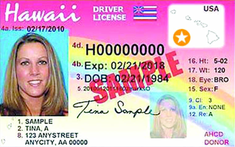 Oahu driver licenses and state IDs by appointment only