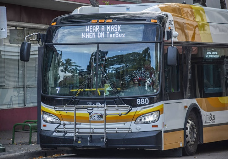 TheBus operator tests positive for COVID-19