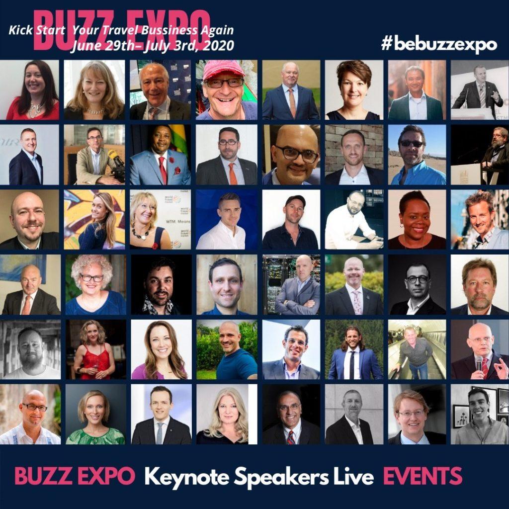 First Buzz Digital Travel Expo raises the curtain