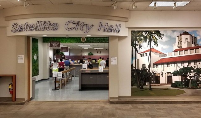 Ala Moana Satellite City Hall Reopening for In-person Service