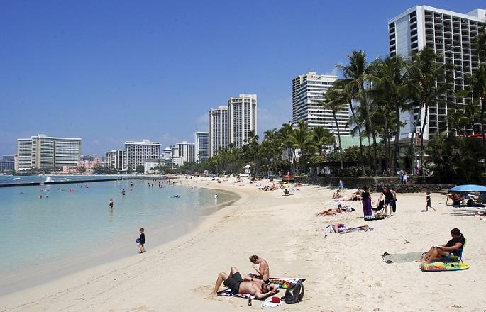 Hawaii Visitor Statistics Reveal Severe Impact