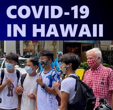 1 Death and 71 New Hawaii COVID-19 Cases