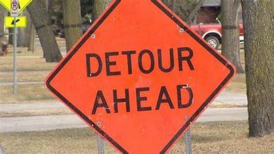 Emergency Detour for Hilo-bound Traffic