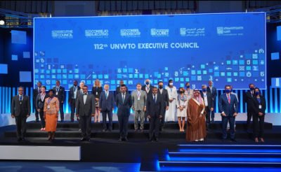 She is Winning the 2021 UNWTO Secretary-General Election